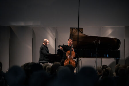 Jean-Guihen Queyras og Alexandre Melnikov