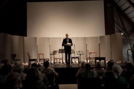 Mathias Hammer præsenterer strygesekstet