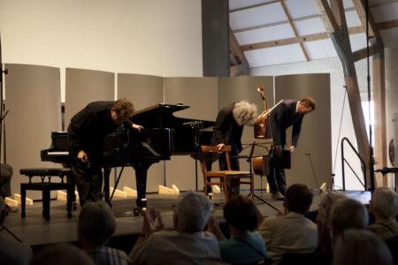 Robin Tritschler – tenor, Steven Isserlis – cello, Olli Mustonen – klaver