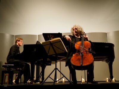 Steven Isserlis og Olli Mustonen