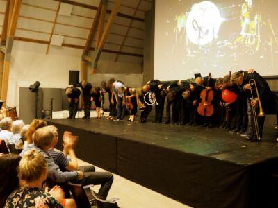 Simon Steen-Andersen, Håkon Stene og Århus Sinfonietta