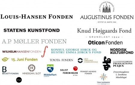 2017 Logoer fra fonde