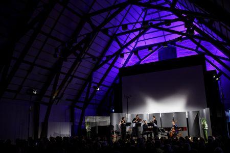 Koncert med Arcangelo på Hindsgavl Festival 2017.